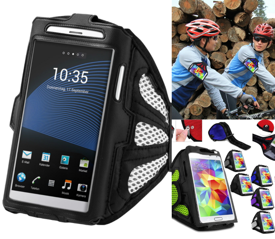 Running Sleeve Pouch Sport arm band bag Case Cover For Sony Xperia Z3 Compact Run Riding Support Case(China (Mainland))