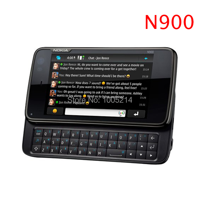 Refurbished Nokia N900 original unlocked phone GPS WIFI 5MP 32GB internal memory support Russian keyboard(China (Mainland))