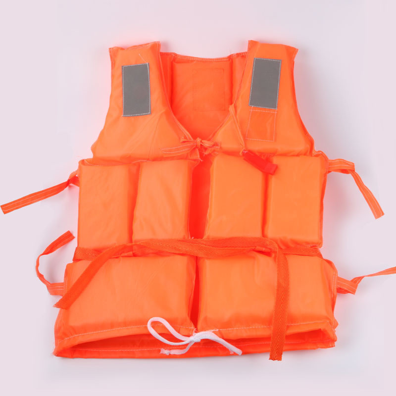 2015 Explosion models Adult Foam Flotation Swimming Life Jacket Vest With Whistle Boating Swimming Safety Life Jacket Water(China (Mainland))