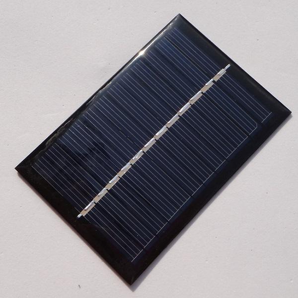 Hot 0.6W 6V 100mA Mini Solar Panel Solar Panel Solar Module DIY Small Solar System/Toys Education Kits 90*60*3MM Hih Quality(China (Mainland))