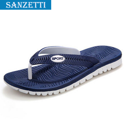 Гаджет  Big Size New 2015 Slippers For Men Shoes Summer Casual Men Beach Slippers , Rubber Massage Outdoor Flip Flops Sapatos Femininos None Обувь