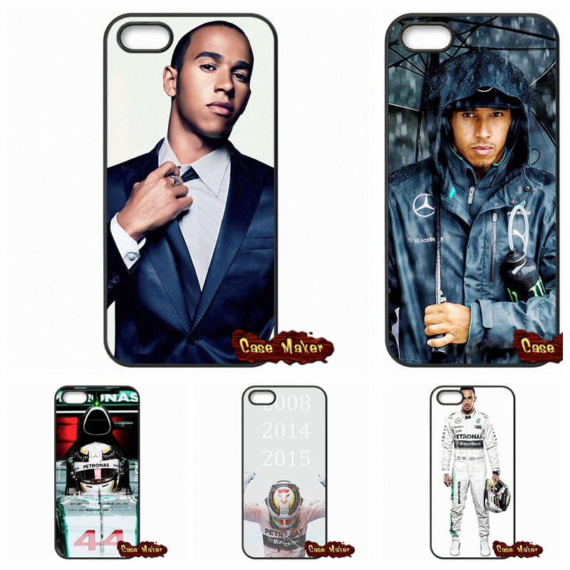 Lewis Hamilton F1 Star Phone Case Cover For iPhone 4 4S 5S 5 5C 6 6S Plus Samsung Galaxy S2 S3 S4 S5 MINI S6 S7 edge Note 3 4 5(China (Mainland))