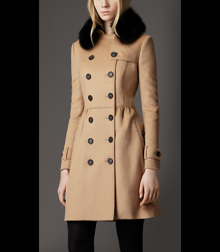 Пальто Burberry Женское
