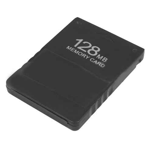 128 MB Storage Space Memory Card Unit Data Stick for Sony PS2 Console Video Game(China (Mainland))