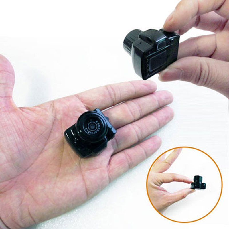 Spy Digital Camera 720P HD Mini Hidden Sport Camcorder Espia Micro Cam Video Voice Recorder Webcam Smallest Candid Nanny Camera(China (Mainland))
