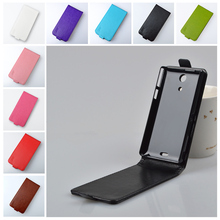 For Xperia ZR J&R Brand PU Leather Flip Case For Sony Xperia ZR M36h C5502 C5503 Cover Vertical Magnetic Phone bag 9 Colors