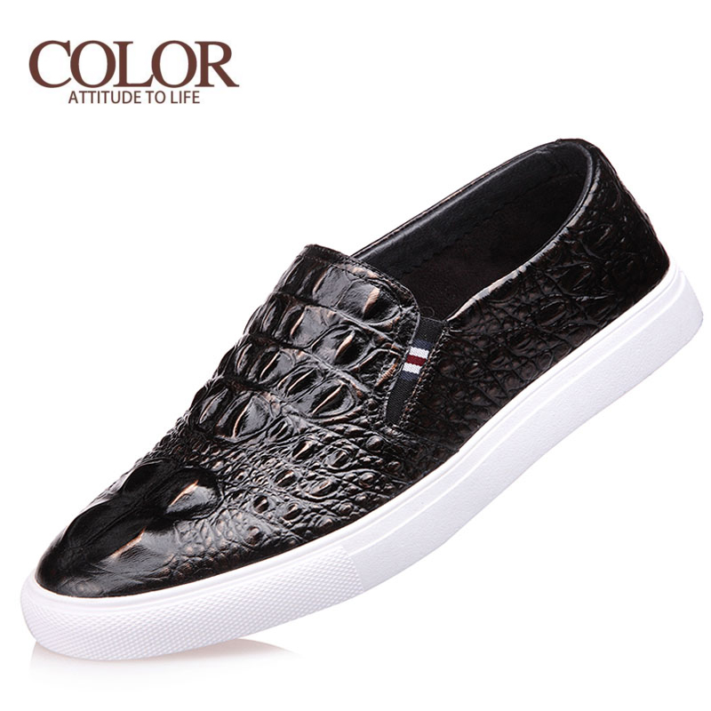 New 2016 Fashion Men Leather Shoes Oxfords Spring&Summer Men Casual Flat Patent Leather Oxford Shoes For Men Pointed