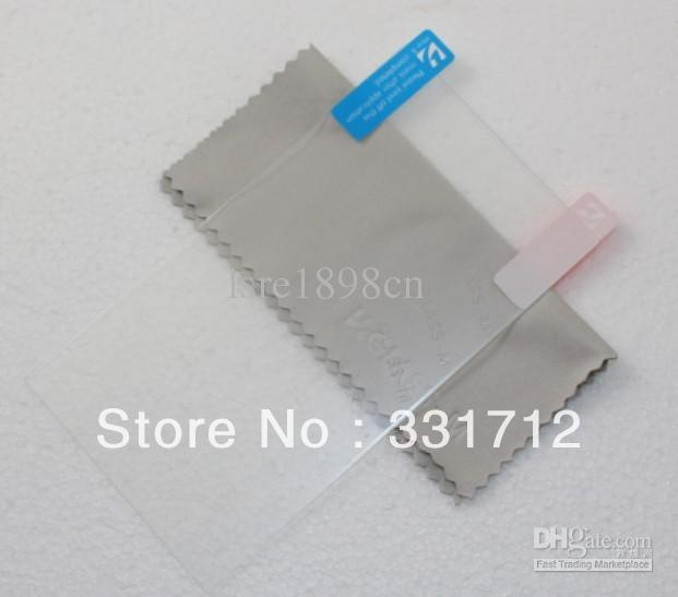 Tempered Glass Screen Guard Film Protector Shatter & Scratch-Proof for HTC M7 one