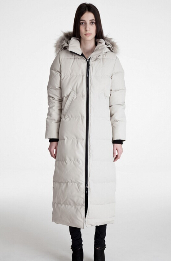 Cheap winter coats in Toronto, like in most cities, are generally the provenance of end-of-season sales at department stores and retail chains.