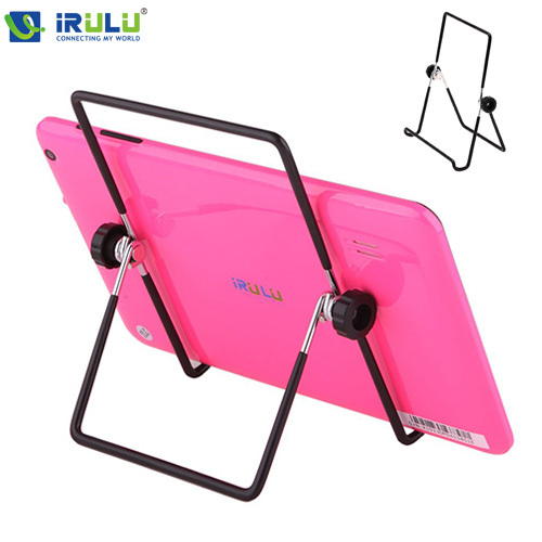 "GBB Adjustable Portable Folding Metal Desktop Stand Tablet Holder For 10"" Tablet PC Black New Hottest(China (Mainland))"