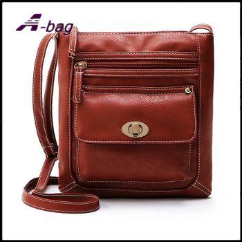 Vintage Small Flap Women Shoulder Bags 2016 New Arrival PU Leather Women Messenger Bag Female Women Handbags bolsas BG684