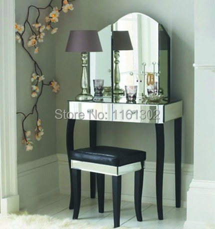 MR-401004 mirrored dressing table(China (Mainland))