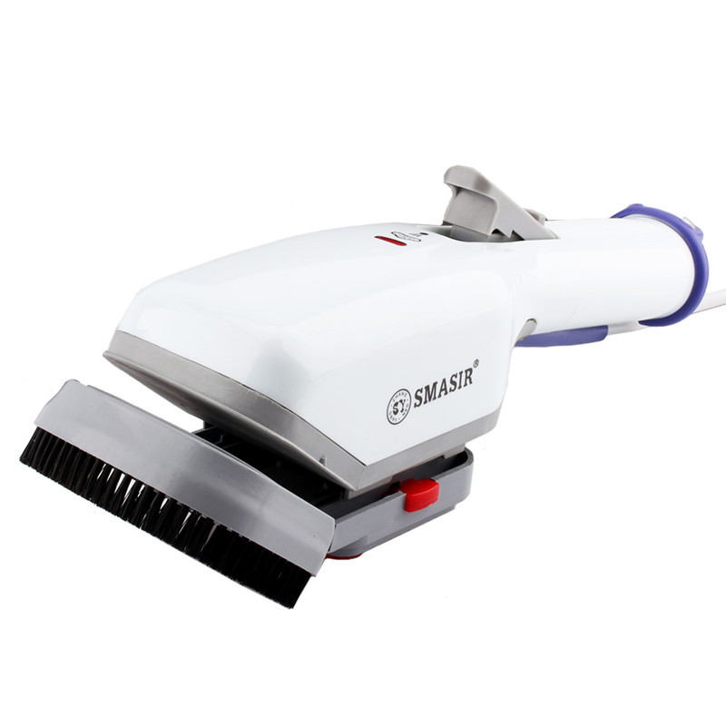 Mini Household Portable Handheld Garment Steamer Clothes Steam Iron Machine Steam Brush(China (Mainland))