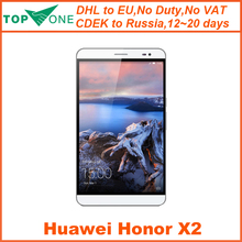 "Original Huawei Honor X2 Hisilicon Kirin 930 Octa Core Android 5.0 3GB RAM 13MP 7.0"" 1920*1200 FDD LTE 4G GEM-703L Phone(China (Mainland))"
