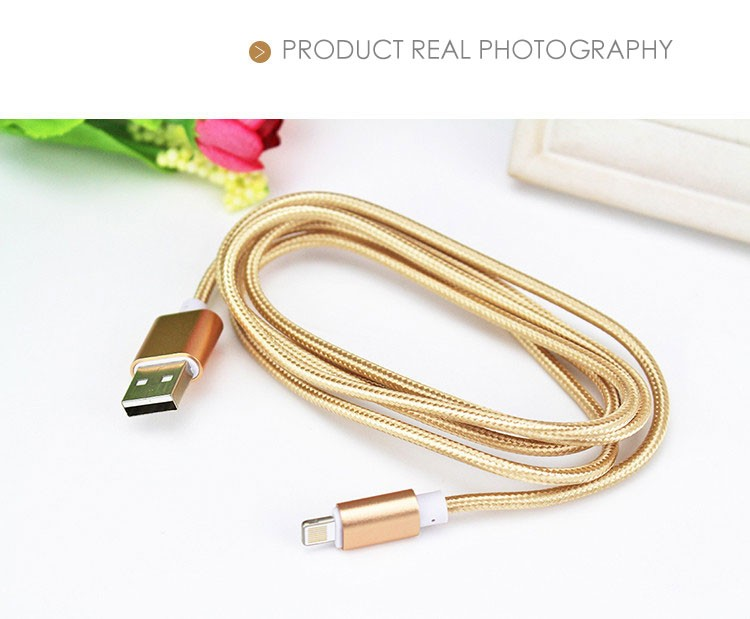 USB Cable for iPhone 5s 6 6s plus SE Micro USB Cable for Samsung S4 S5 S6 Xiaomi Huawei HTC LG Fast Charging Mobile Phone Cable