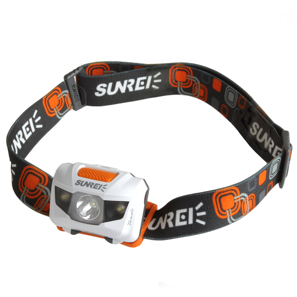 20pcs Sunree 4 Mode 1000Lm Waterproof Cree LED Headlamp Headlight Handy Motile Head Light Lamp for bicycle outdoor spoot fish(China (Mainland))