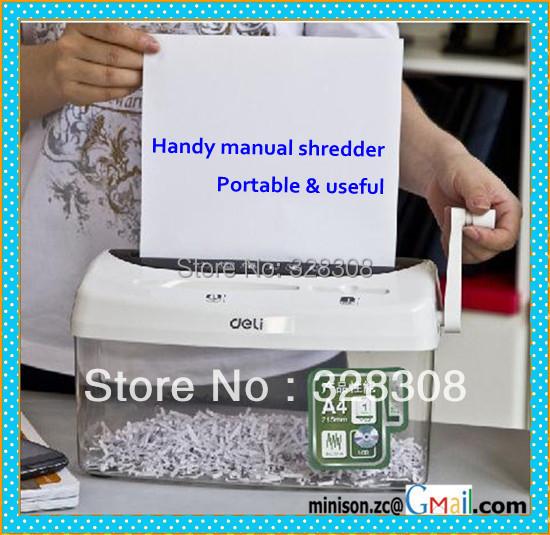 paper shredder service