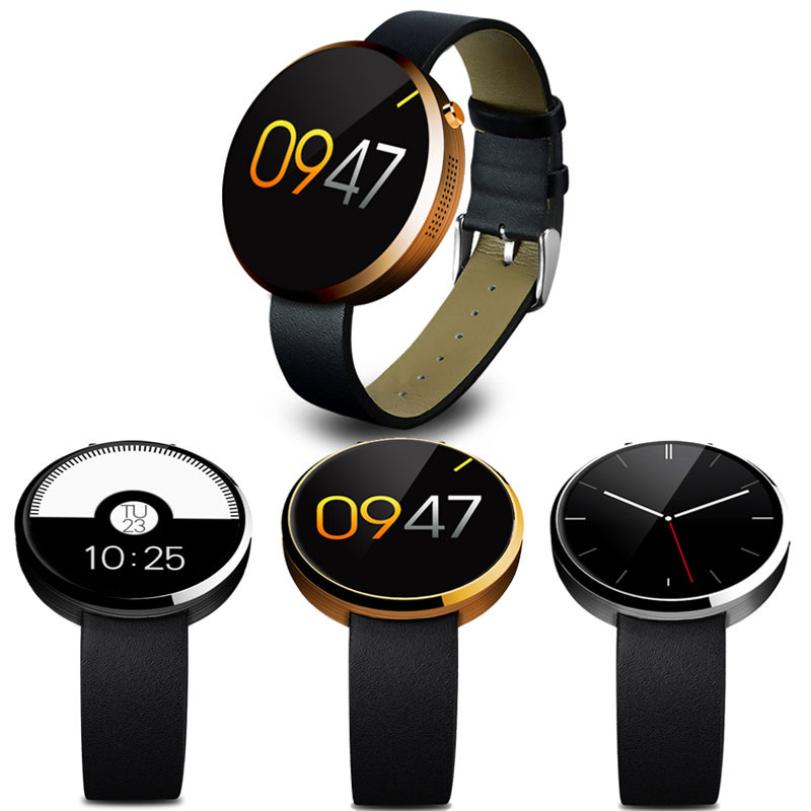 Горячие продажи Топ хорошего качества 1шт 3 цвета, нарушение работы сердечного ритма монитор tracker Bluetooth часы для iOS подарка