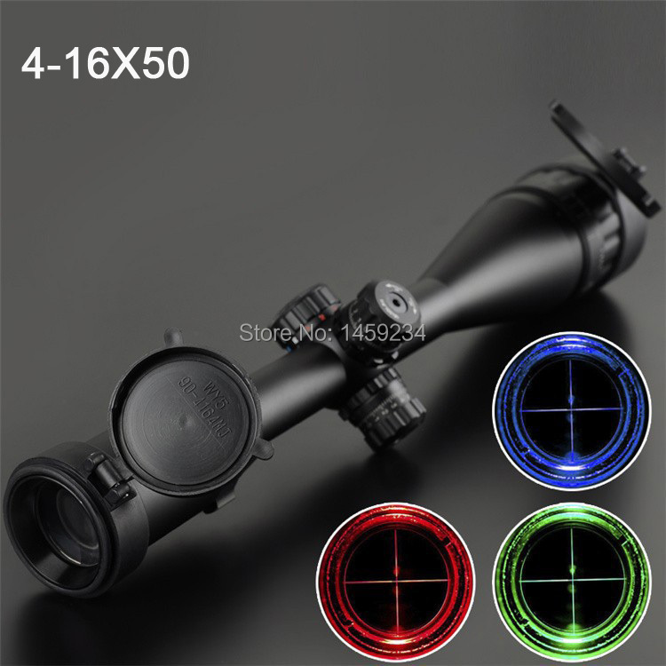 Telescopic sight SNIPER 4-16X50 AOL Reflex Sight gun sight riflescopes LLL night vision scopes for hunting Free Shipping<br><br>Aliexpress