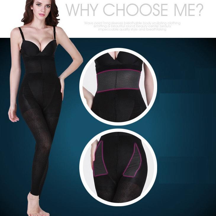 2016 new thin leggings slimming shape wear anti cellulite pantistocking shapewear panty hose. Black Bedroom Furniture Sets. Home Design Ideas