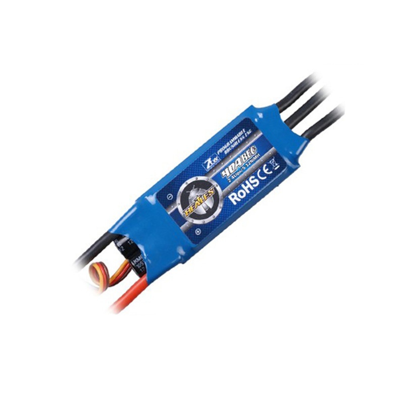 RC Airplane Parts ZTW AL Beatles 40A BEC Speed Controller For Remote Control Parts(China (Mainland))