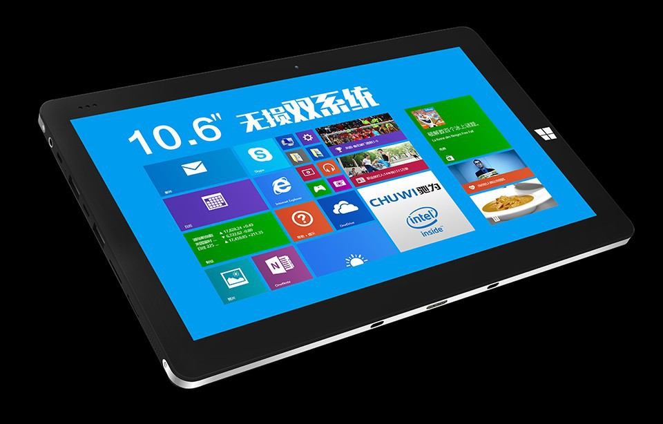 Планшетный ПК Chuwi VI10 10,6' windows8.1 + 4.4 Intel Z3736F IPS Android 2 64 HDMI