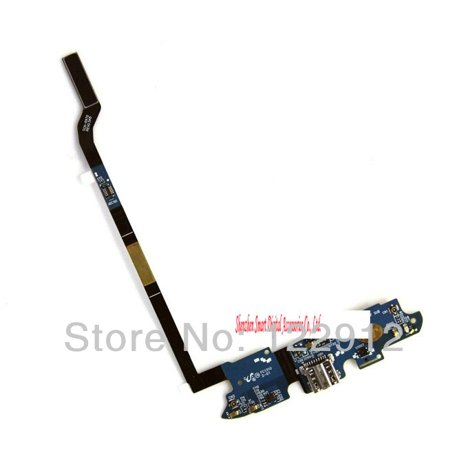 USB Charging Dock Connect Port Charger Dock & Mic Flex Cable For Samsung Galaxy S4 SCH-R970 R970 Repair Part Free Shipping(China (Mainland))