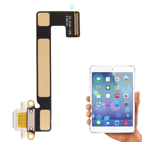 For Apple iPad Mini 2 3 USB Charging Port Plug Flex Cable High Quality USB Charger Port Dock Connector Flex Cable Repair Parts(China (Mainland))