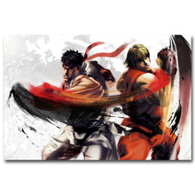 Buy Street Fighter V Art Silk Poster print 13x20 24x36inch Game Chun Li RYU Pictures Room Decor 032 for $4.91 in AliExpress store