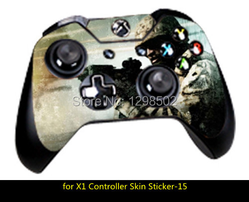 Protective PVC Sticker For XBOX one Controllers Skins for Xbox One controller