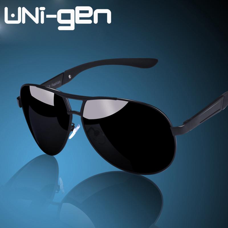 Men Brand Alloy Polarized Aviator Sunglasses Polar Coating Sun Glasses Fashion Polaroid Sunglasses Oculos De Sol Gafas A1543(China (Mainland))