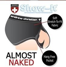Rise Up Testis ! 1PCS Retail New Hot Mens AC Underwear  Comfortable Sexy Men's U Egg Pouch Lycra Cotton Briefs Man Panties(China (Mainland))