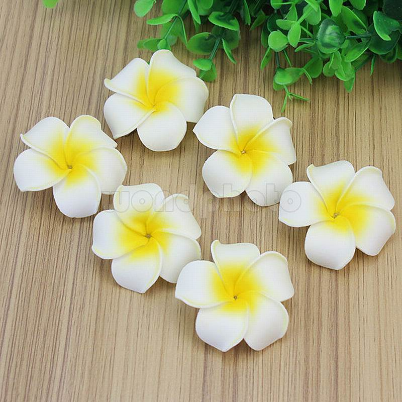6pcs Fashion Rubber Lily Flower Hairpin Clips Hair Beauty Accessories For Women Girls 5cm New(China (Mainland))