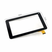 Black 7 inch touch screen Digitizer For Mystery MID-721 MID721 tablet PC Free Shipping