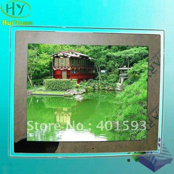 17 inch full function digital photo frame with built-in li-battery
