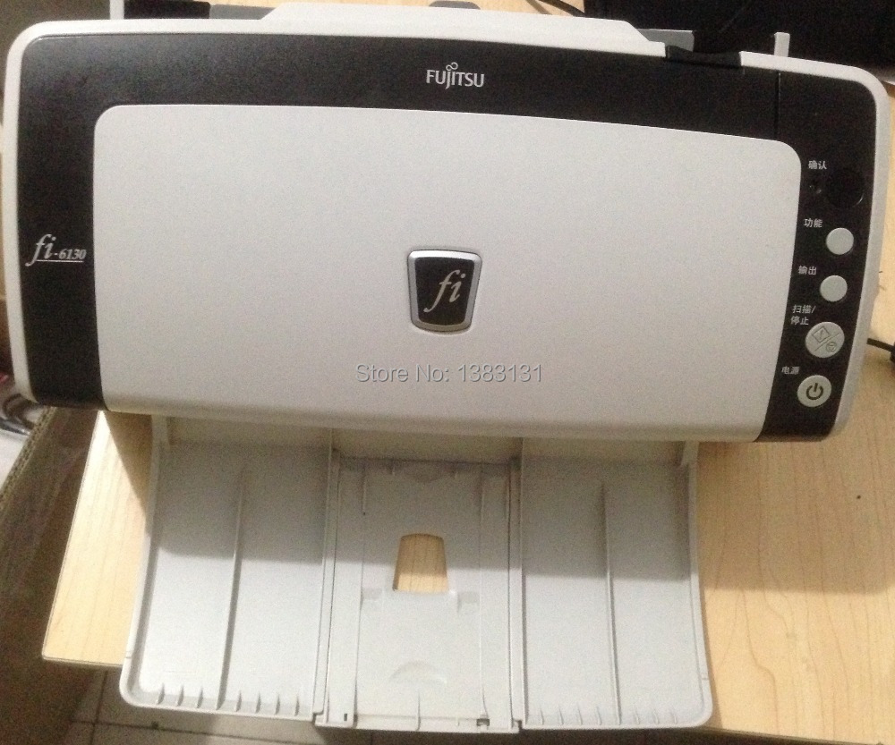 Fujitsu FI 6130 automatic high-speed scanners(China (Mainland))