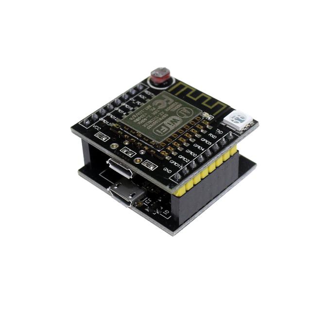 Smart Electronics ESP8266 serial WIFI Witty cloud Development Board ESP-12F module MINI nodemcu