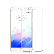 Buy Tempered Glass Meizu U10 Meilan 9H 2.5D Explosion-proof&Scratch-proof Screen Protector film Case Meizu U10 Pro Prime for $1.20 in AliExpress store