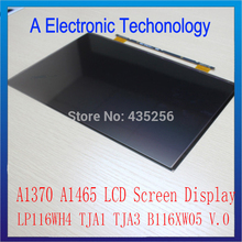 "New Original For Apple Macbook Air 11"" A1370 A1465 LCD Screen Display Replacement MC505 MD224 MD711 MD712 B116XW05"