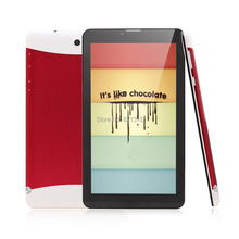 7 inch Tablet PC 3G Phablet GSM WCDMA MTK6572 Dual Core 4GB Android 4 4 Dual