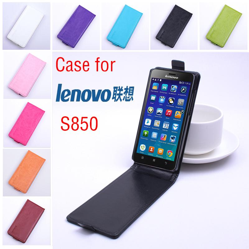 Phone case for Lenovo S850 for Lenovo S850 case Flip Business Style Case Cover Skin Shell.(China (Mainland))