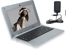 10 inch dual core Android 4.2 VIA 8880 DDR3 512M RAM 4GB HDD HDMI WIFI RJ45 3G Mini laptop netbook(China (Mainland))