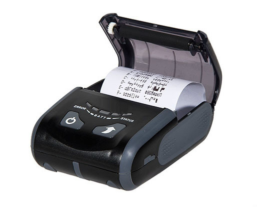 LS300WU portable thermal printer mini printer mobile printer-Mini size, double injection molding  printing speed72mm/s<br>