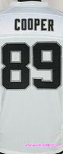 Men's 4 Derek Carr 24 Charles Woodson 34 Bo Jackson 52 Khalil Mack 89 Amari Cooper elite jersey,Size 40-56(China (Mainland))