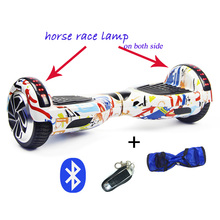 Top Quality Electric self balancing scooter hoverboard unicycle Smart wheel Skateboard hoverboards two wheels electric scooters