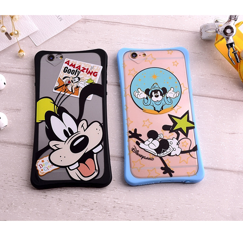 2016 New Phone <font><b>Case</b></font> For <font><b>iPhone</b></font> 6/6S 6 Plus/6s Plus <font><b>Amazing</b></font> Cute Goofy And Flying Mouse For i6/i6s i6 Plus/i6s Plus Phone <font><b>Cases</b></font>