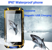 2015 unlocked MTK6582 Quad Core 1GB IP67 rugged Waterproof mobile cell Phone Android 4.4 1280×720 Smartphone GPS v8 S19 A9 V12