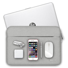 Buy Laptop Bag Asus HP Lenovo Acer Dell Apple 11 12 13 14 15 15.6 inch Laptop Sleeve Waterproof Women Man Notebook Computer Bag for $11.99 in AliExpress store