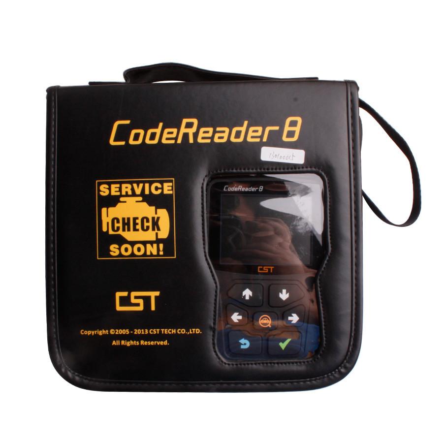 2016 New CodeReader8 Code Reader 8 OBD2 EOBD Code Scanner Free Shipping<br><br>Aliexpress