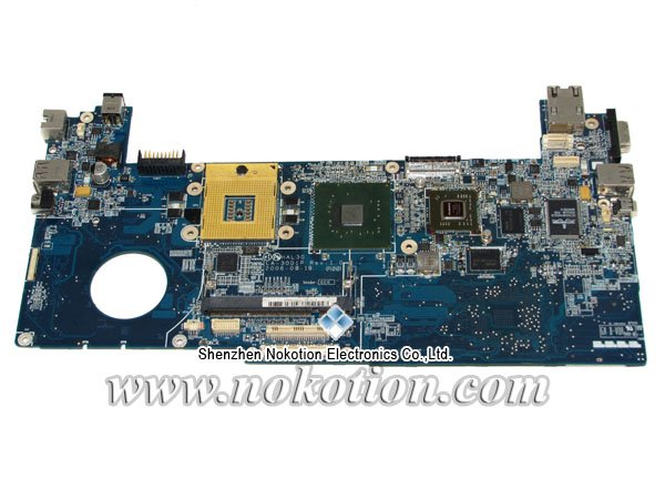 CN-0HN110 HN110 Laptop motherboard HAL30 LA-3001P for Dell XPS M1210 nvidia GF-GO7400T-N-A3 945PM DDR2(China (Mainland))